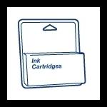 Epson C13T611200 (T6112) Ink cartridge cyan, 110ml