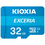 Kioxia Exceria memory card 32 GB MicroSDHC UHS-I Class 10