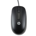 HP USB Optical Scroll Mouse mice 800 DPI Ambidextrous Black