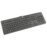 HP 803181-051 USB AZERTY French Black keyboard