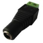 Xvision DCS-B Black,Green,Silver electrical power plug