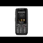"""RugGear RG160 6,1 cm (2.4"""") 0,512 GB 4 GB Dual SIM Zwart 1800 mAh"""