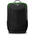 HP Pavilion Gaming 400 backpack Black/Green