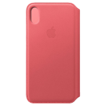 "Apple MRX62ZM/A mobile phone case 16.5 cm (6.5"") Folio Pink"