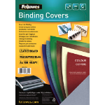Fellowes 53714 A4 Blue 100pc(s) binding cover