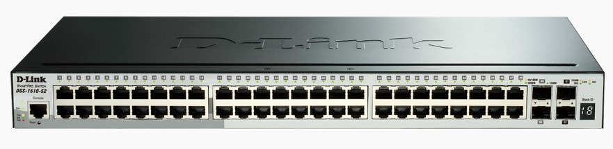 D-Link DGS-1510-52 network switch