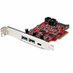 StarTech.com PEXUSB312A1C1H interface cards/adapter Internal USB 3.2 Gen 2 (3.1 Gen 2)