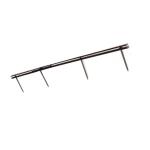 GBC VeloBind Binding Strips 45mm Black (25)