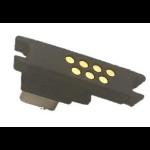 Zebra ADP-TC51-RGIO1-03 wire connector 7-pin, I/O Black