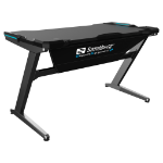Sandberg Fighter Gaming Desk, Grey computer desk