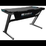 Sandberg Fighter Gaming Desk Grey computer desk