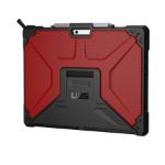 "Urban Armor Gear 321786119393 tabletbehuizing 33 cm (13"") Hoes Zwart, Rood"