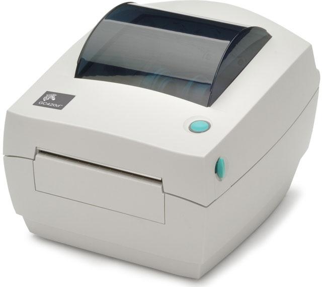 Zebra GC420d label printer Direct thermal / thermal transfer 203 x 203 DPI