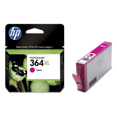 HP CB324EE inktcartridge Original Magenta 1 stuk(s)