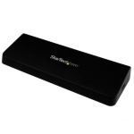 StarTech.com 4K Docking Station voor laptops DP en HDMI USB 3.0