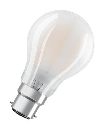 Osram Classic A LED bulb Warm white 4 W B22d A++