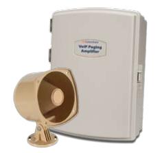 Cyberdata V2 Loudspeaker Amplifier AC