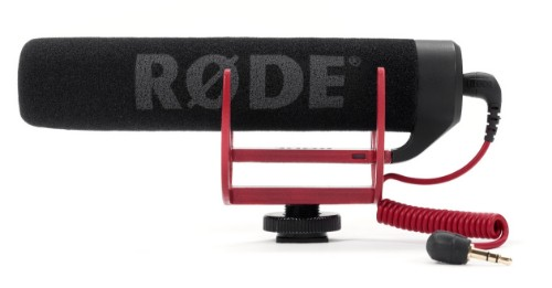 Rode VideoMic GO Studio microphone Wired Black