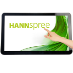 "Hannspree HO 325 PTB 80 cm (31.5"") 1920 x 1080 pixels Multi-touch Black"