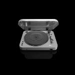 Lenco L-85 Belt-drive audio turntable Silver