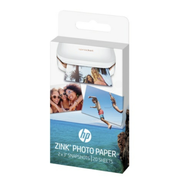 HP W4Z13A Photo cartridge, Pack qty 20
