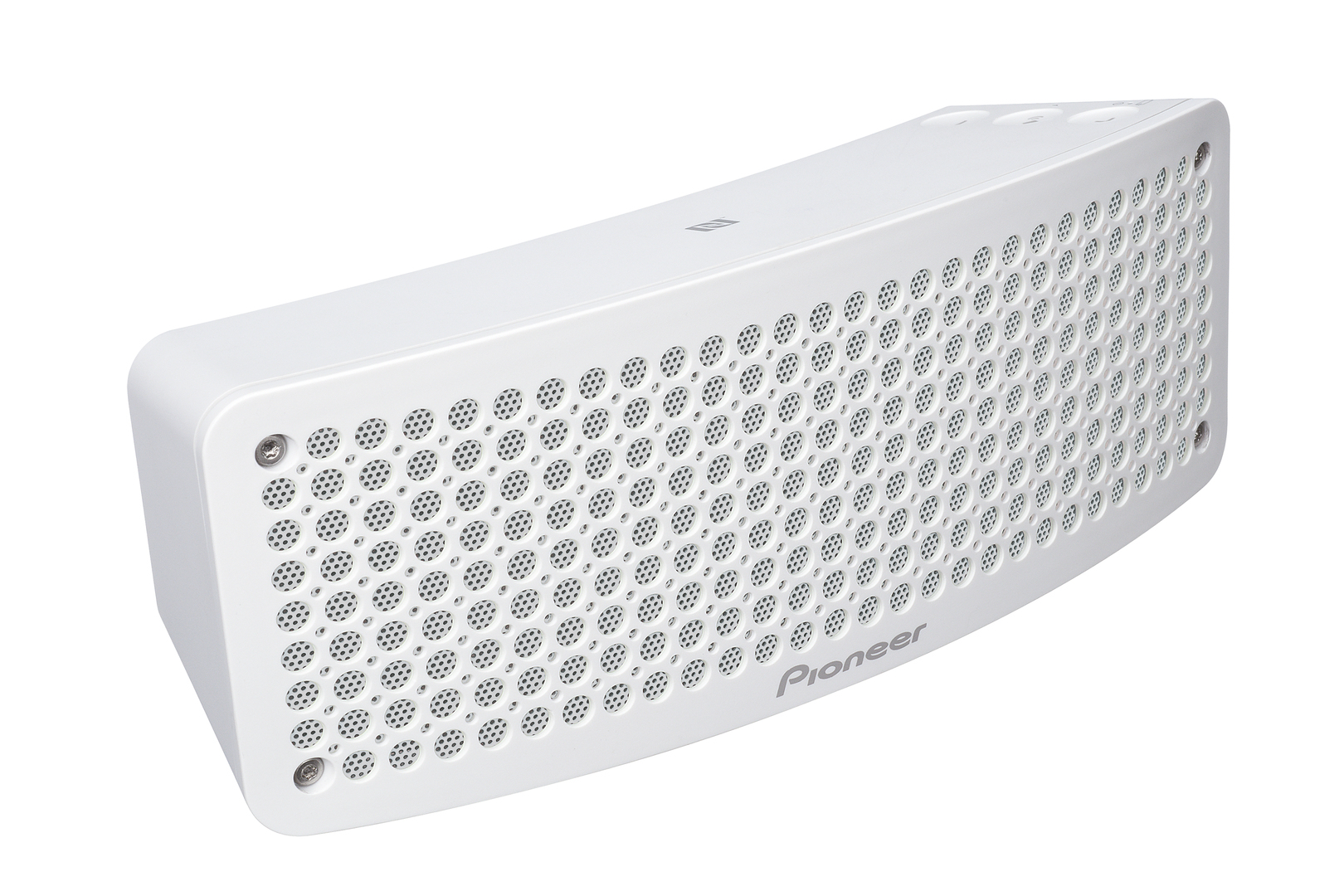 Pioneer XW-BTSP1-W portable speaker 8 W Silver, White