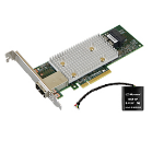 Microsemi SmartRAID 3154-8i8e RAID controller PCI Express x8 3.0 12 Gbit/s