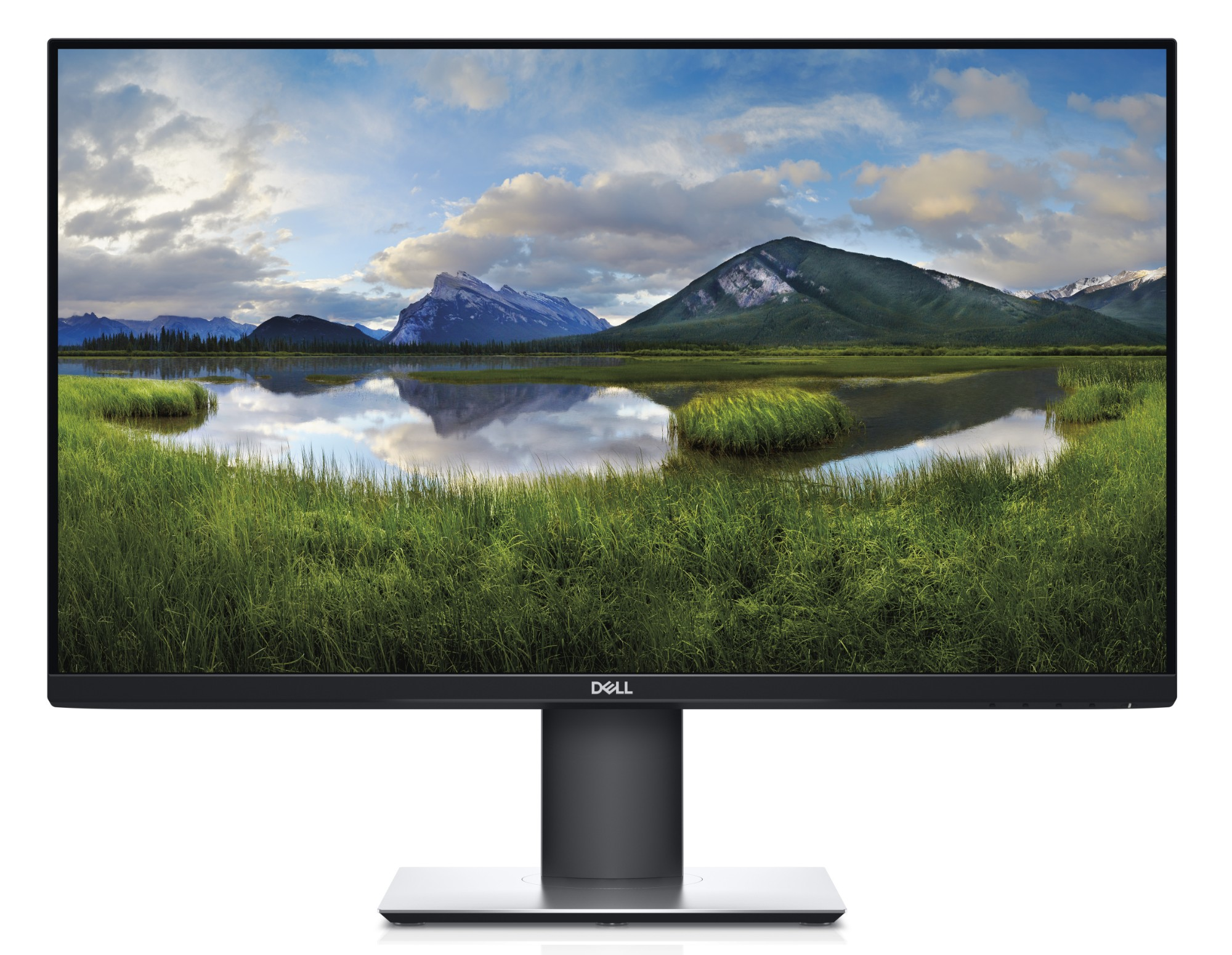 "DELL P2719HC computer monitor 68,6 cm (27"") 1920 x 1080 Pixels Full HD LCD Flat Mat Zwart"