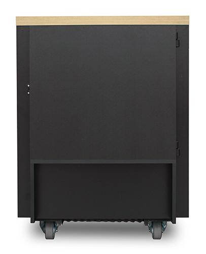 APC Netshelter CX 18U Freestanding Grey rack