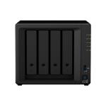Synology DiskStation DS420+ NAS Desktop Ethernet LAN Black J4025