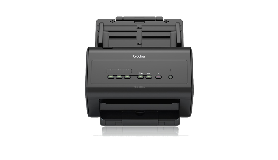 Image Center Ads-3000n High-speed Desktop Scanner With Gigabit Ethernet