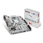 MSI H270M MORTAR ARCTIC Intel H270 LGA1151 Mini ATX motherboard