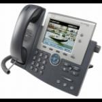 Cisco 7945G Wired handset TFT Grey, Silver IP phone