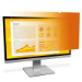 """3M Gold Privacy Filter for 23.8"""" Widescreen Monitor"""
