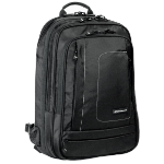 "Brenthaven Metrolite BP-XF notebook case 15.4"" Backpack case Black"