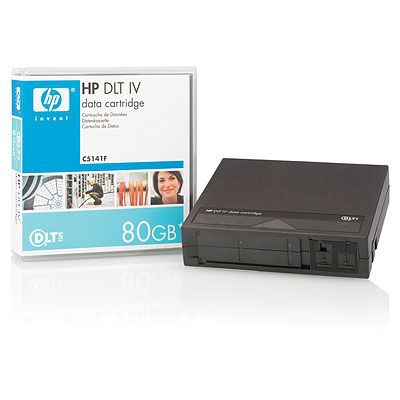 Dlt Iv Data Cartridge 40/70/80GB