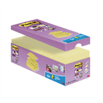 Post-It POST-IT SS Z NOTES 76X76 YLW VALUE