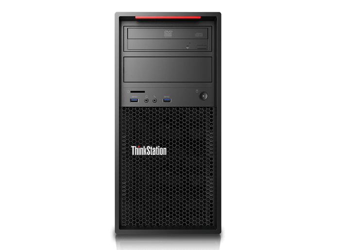 Lenovo ThinkStation P310 3.3GHz E3-1225V5 Tower Black