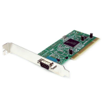 StarTech.com 1 Port PCI RS232 Serial Adapter Card w/ 16950 UART - Dual Voltage