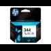 HP 344 CMY Original Cian, Magenta, Amarillo 1 pieza(s)