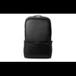 "HP 15.6 Pavilion Accent notebook case 39.6 cm (15.6"") Backpack Black,Gold"