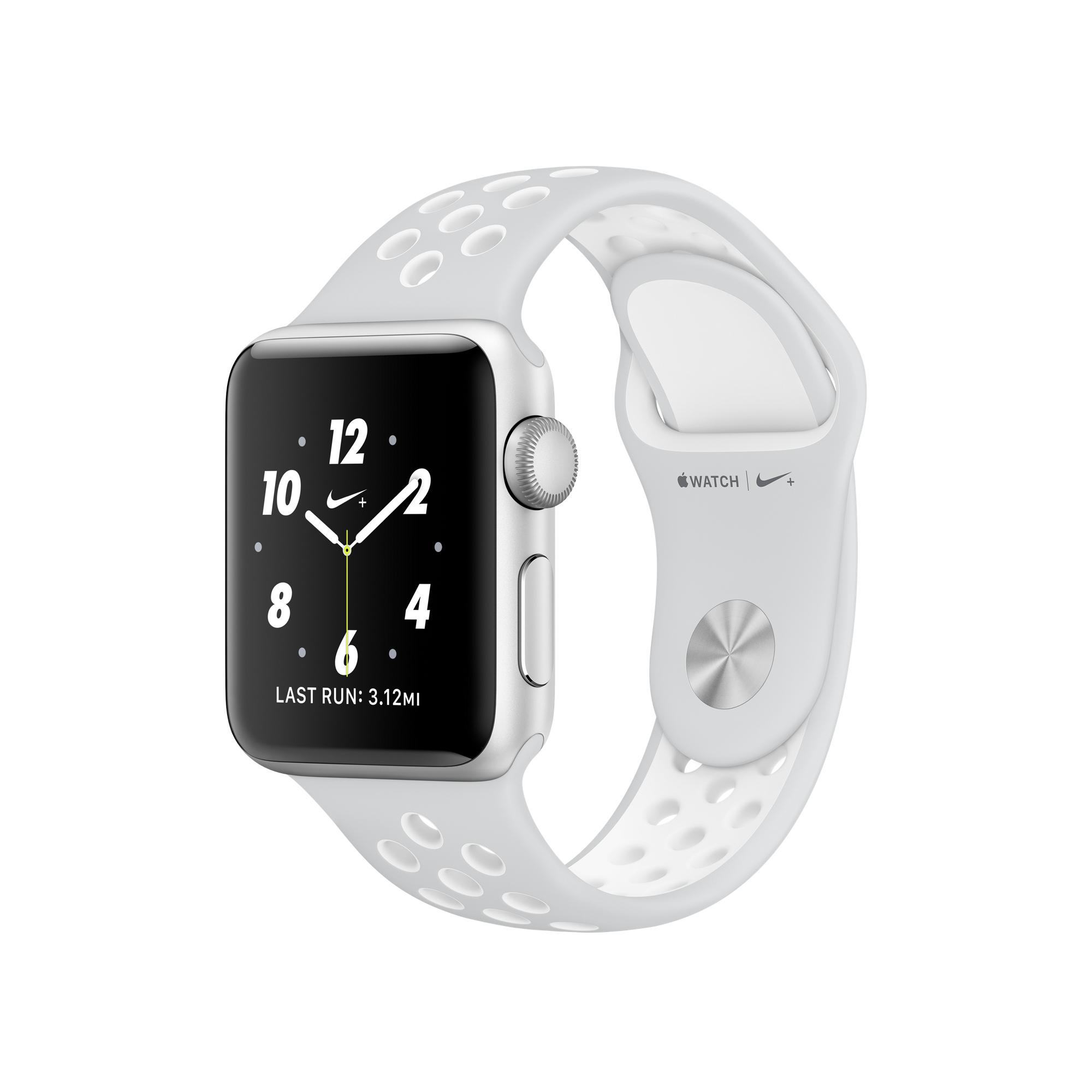 Apple Watch Nike+ OLED 28.2g Silver smartwatch