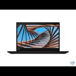 """Lenovo ThinkPad X13 Notebook Black 33.8 cm (13.3"""") 1920 x 1080 pixels 10th gen Intel® Core™ i7 16 GB DDR4-SDRAM 512 GB SSD Wi-Fi 6 (802.11ax) Windows 10 Pro"""