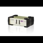 Aten 2-Port USB - PS/2 VGA KVM Switch (KVM Cables included)