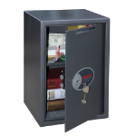 Phoenix Safe Co. VELA DEPOSIT Graphite, Metallic 51 L Steel