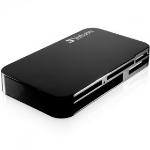 Verbatim 47264 USB 2.0 Black card reader