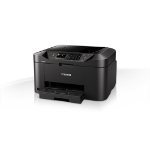 Canon A4 Inkjet Printer , 19.0ipm Mono, 13.0 ipm Colour, 600 x 1200 dpi, 1 Year RTB Warranty