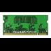 Kingston Technology ValueRAM 2GB 800MHz DDR2 Non-ECC CL6 SODIMM 2GB DDR2 800MHz memory module