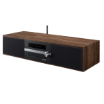 Pioneer X-CM66D Home audio micro system 30W Black