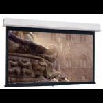 """Da-Lite Advantage Manual projection screen 113"""" 16:10"""